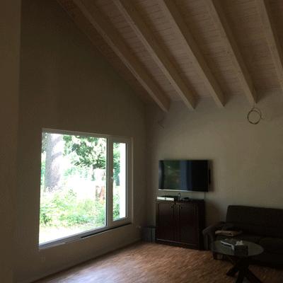 Eitempera im Wohnbereich
