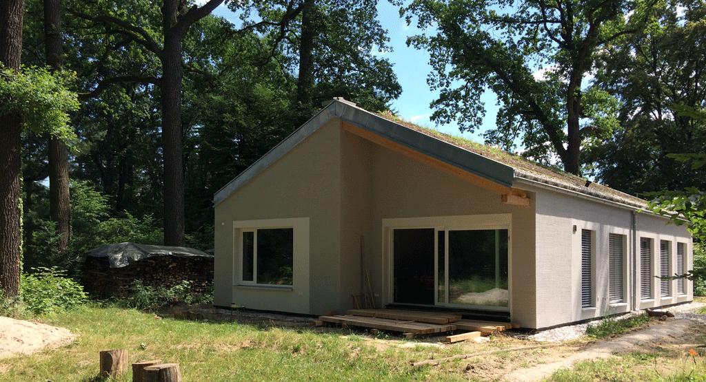 Baumin Haus Stand Juni 2018