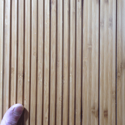 Baumesse Bambuspaneele