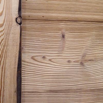 Baumesse gebürstete Holzpaneele