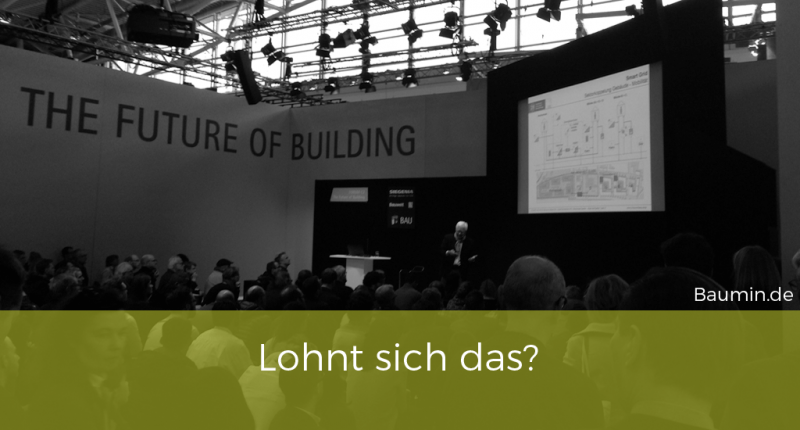 Baumesse The Future of Building
