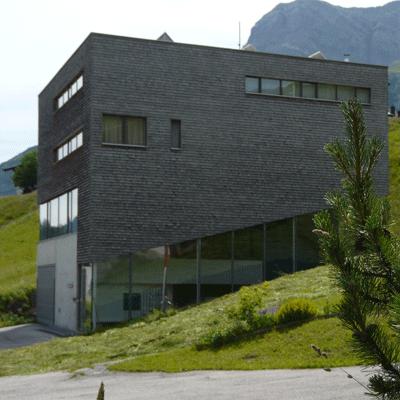 Architektenhaus Grundstück