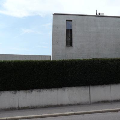 Architektenhaus zur Straße