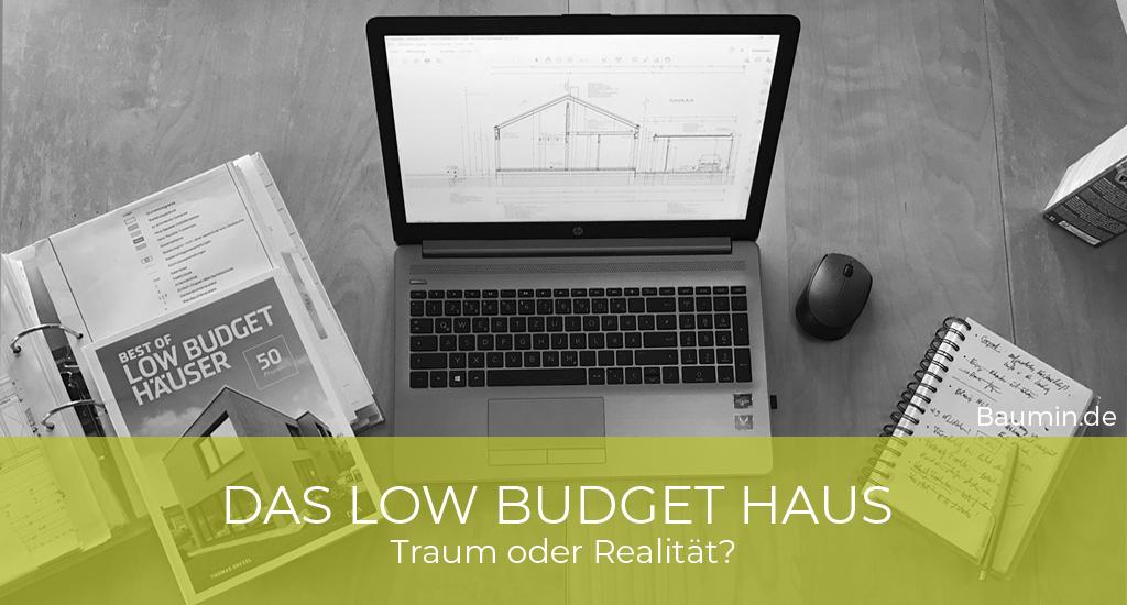 Low Budget Haus Bauen